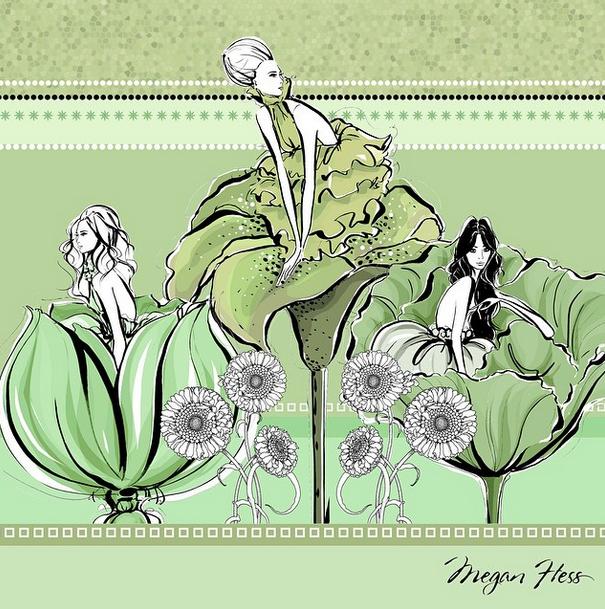 Illustration by Megan Hess