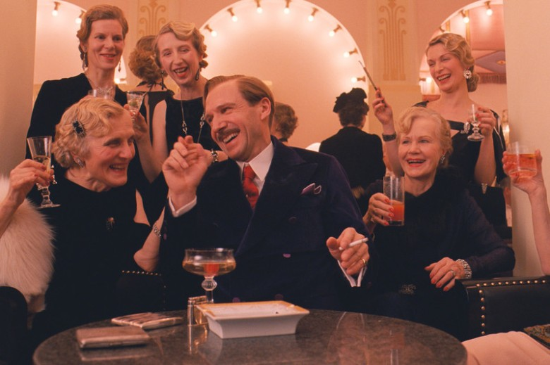 Image from Wes Anderson's The Grand Budapest Hotel via RoberEbert.com