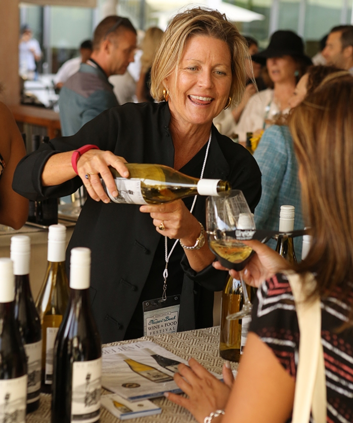 We Believe debuts at the Newport Beach Wine and Food Festival. // Photo Credit: PencilBoxPhoto.com